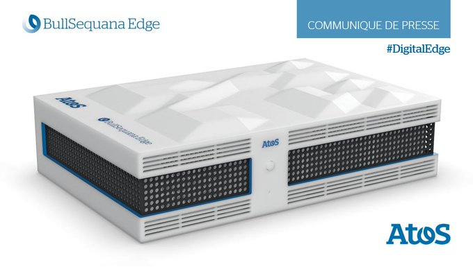 📣 #Atos lance le serveur #EdgeComputing le plus performant au monde !...
