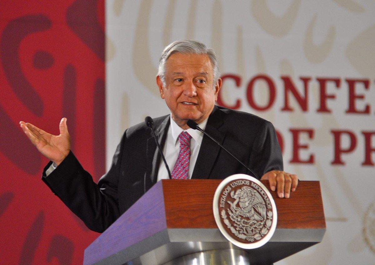 La Guardia Nacional ya tiene fecha para iniciar operaciones en todo México. Así lo confirmó esta mañana López Obrador. Detalles: http://bit.ly/2JD3Vlv