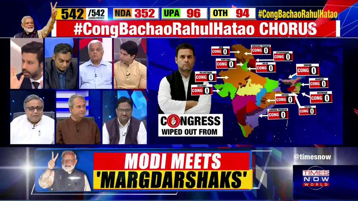 #CongBachaoRahulHatao CHORUS | The problem with Congress is not just family: @ShekharIyer9, Senior Journalist in conversation with @RShivshankar.