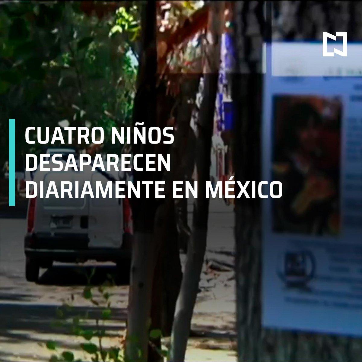De 2016 a 2018, hubo 3 mil 150 robos de menores, reveló Portal de Datos Abiertos de CDMX; pueden ser víctimas de tráfico sexual, laboral, o vendidos en el mercado negro de órganos #LasNoticiasConDanielle con @daniellemx_