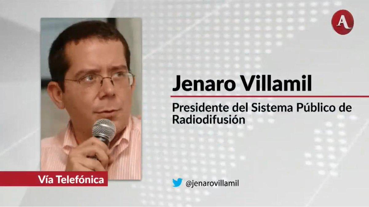 Jenaro Villamil (@jenarovillamil), Presidente del Sistema Público de Radiodifusión, comenta sobre la lista de periodistas y empresas que recibieron contratos millonarios durante el gobierno de Enrique Peña Nieto (@EPN),  en #AristeguiEnVivo http://ow.ly/95WV30oOJcW