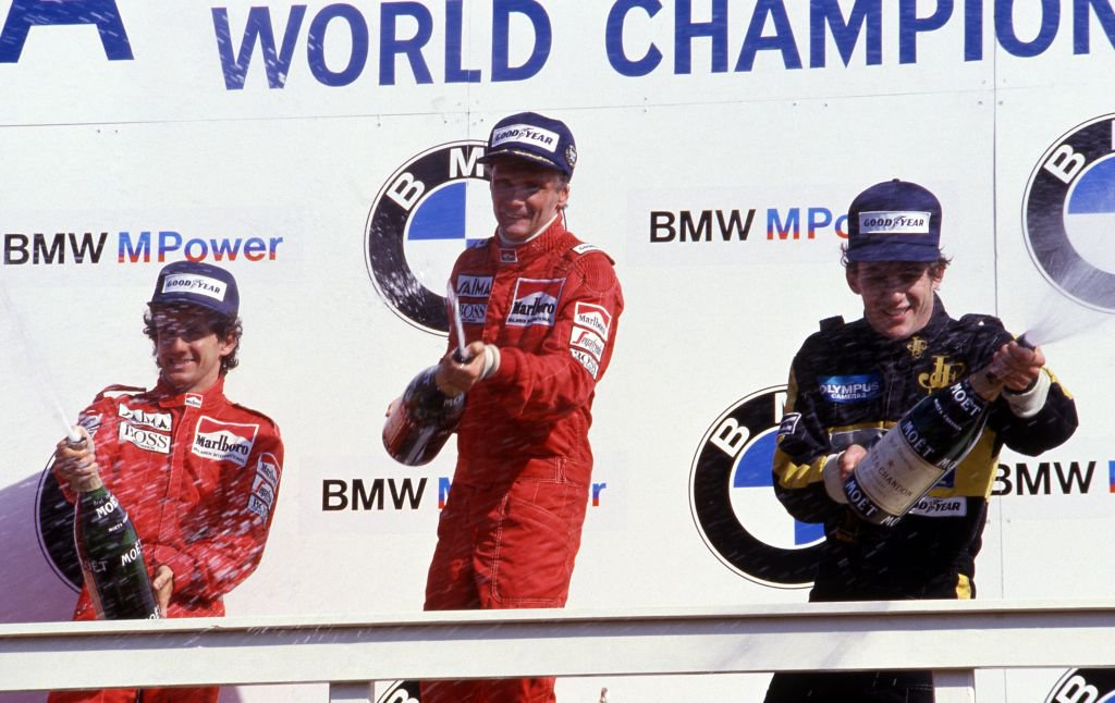 This week's #MidweekMotorsportQuiz question asked what Niki Lauda's winning margin was when he took his final #F1 victory at the 1985 #DutchGP. He finished just 0.232s ahead of team-mate Alain Prost