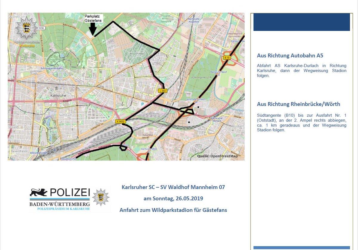 7dabab7322e83 Wichtige Infos der Polizei zur Anreise
