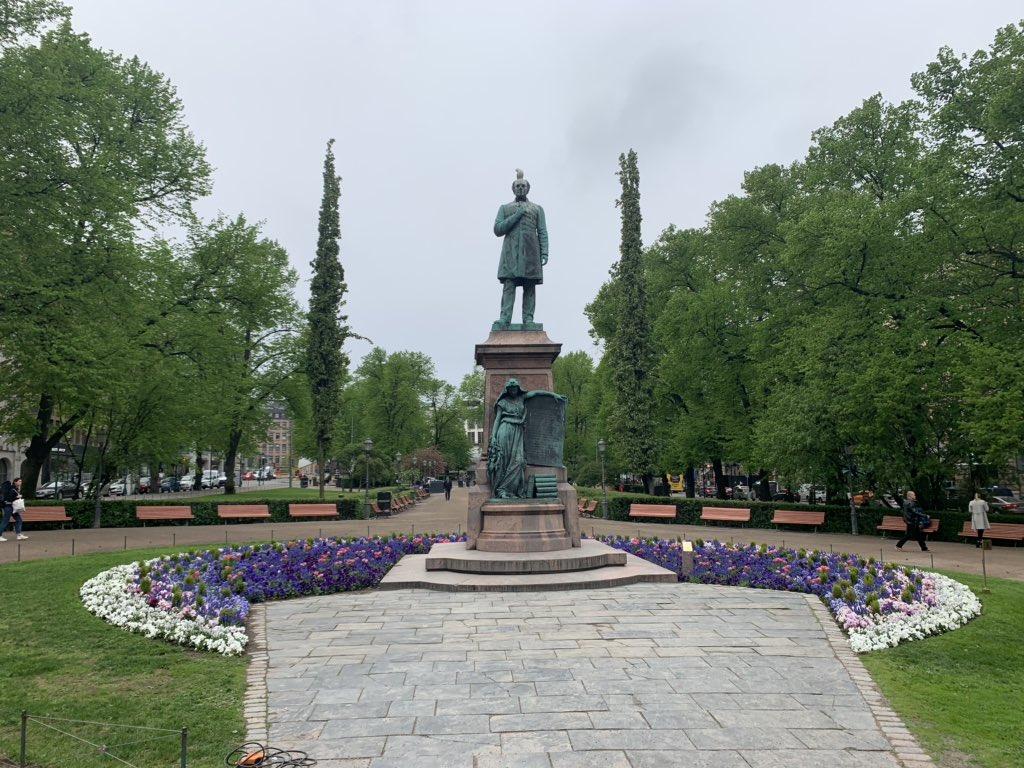 Hello Helsinki! https://t.co/XSnTDtnb3I