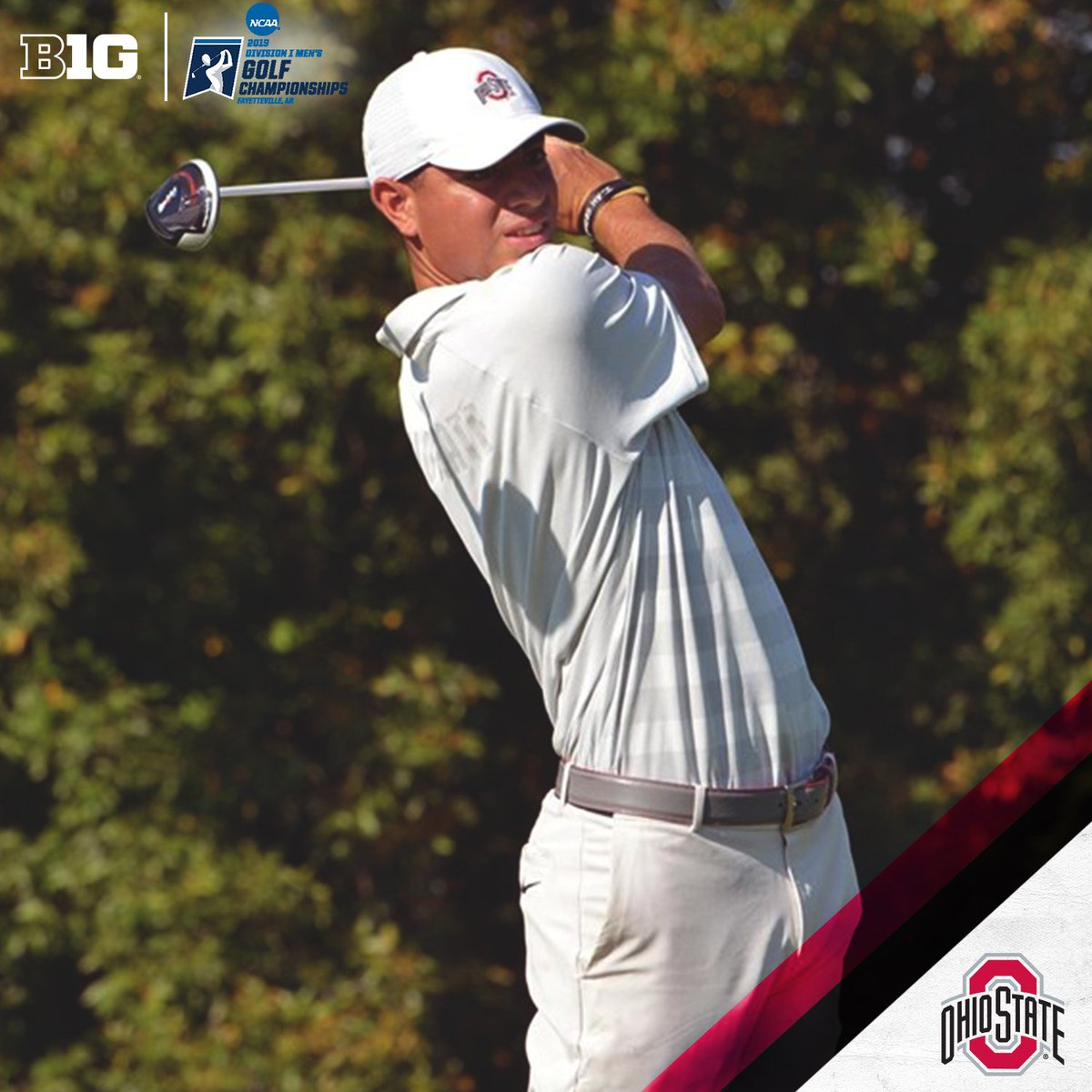 Following a 20-under par performance at last week's regionals, @OhioStateMGOLF is @NCAA Championships-bound for the 32nd time in program history and the first time since 2011.