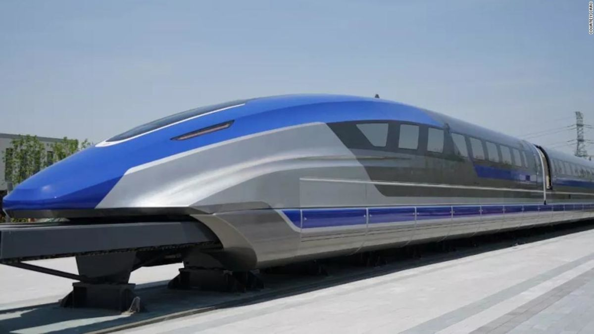 China unveils prototype maglev train with max speed of 373 mph https://www.theverge.com/2019/5/24/18638409/china-maglev-train-crrc-373-mph-rolling-stock-magnetic-levitation?utm_campaign=theverge&utm_content=chorus&utm_medium=social&utm_source=twitter…