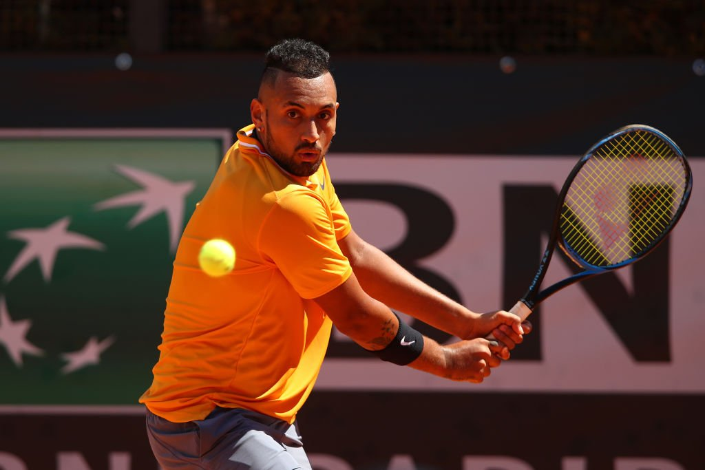 "He recently said the competition ""absolutely sucks"" compared to other Grand Slams...Nick Kyrgios has pulled out of the French Open.https://bbc.in/2HzKjws"