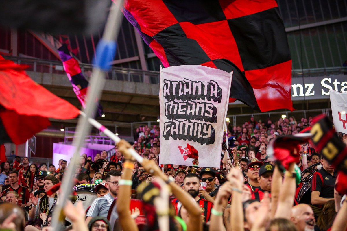 Atlanta United FC's photo on #5StripeFriday