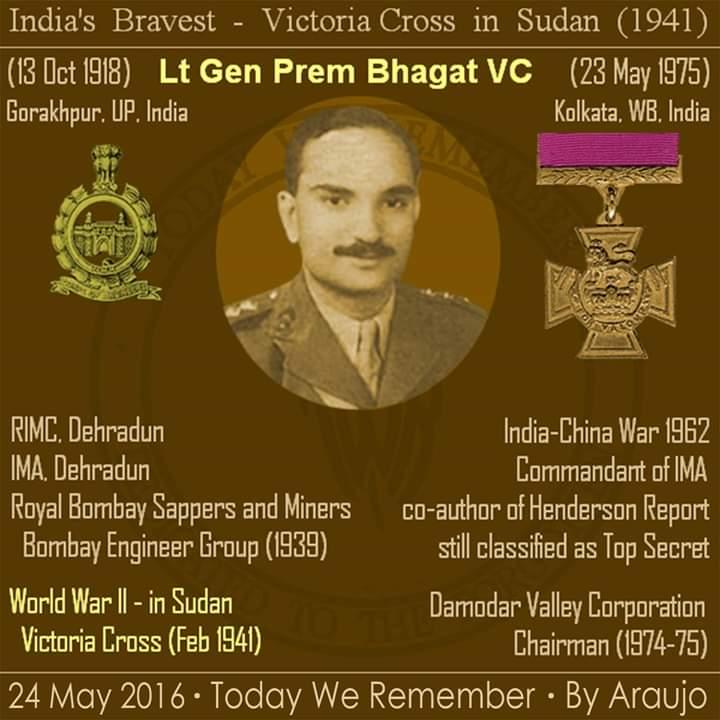"""Lt Gen K J Singh on Twitter: """"Tribute to real role model. Victoria ..."""