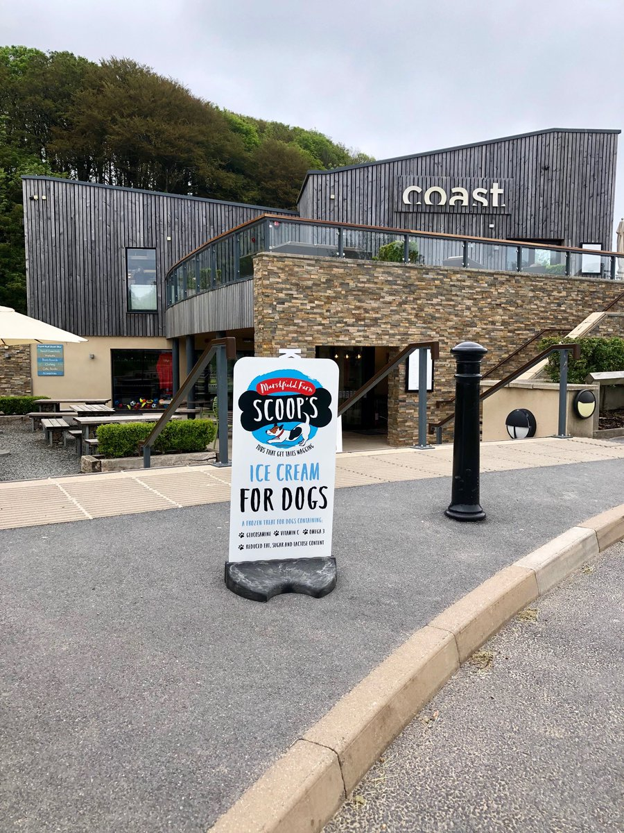 Now I've seen it all! Ice-cream for dogs (available from 'The Kiosk' at Coppett Hall near #Saundersfoot)! Whatever next?! 🐶🍦 https://www.hean-castle-estate.com/coppethall/