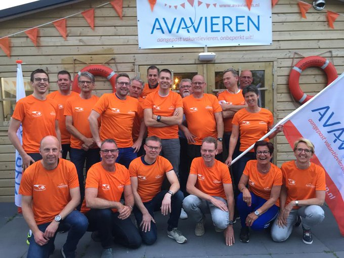 Maaslandloop loopt voor Stichting Avavieren https://t.co/E66GdPR2um https://t.co/f4V7y8sC4K