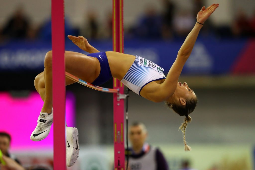 """She's so impressive.""Jessica Ennis-Hill believes there are plenty of similarities between herself and rising heptathlete Niamh Emerson.https://bbc.in/2YNLLRx"