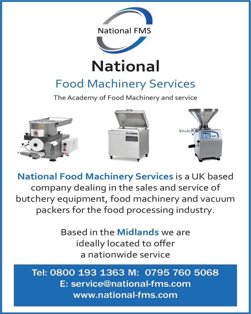 National Food Machinery Services Ltd (@National_FMS)   Twitter
