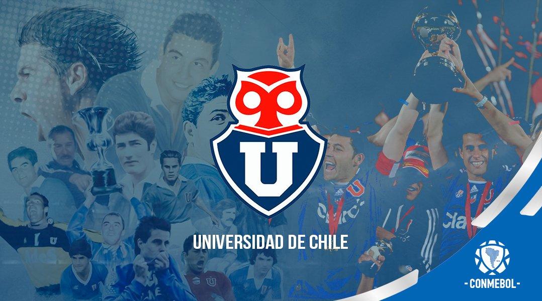 Campeón invicto de la @Sudamericana 2011. 👊  La @udechile celebra 92 años de fundación. 🎉  #AniversarioUdeChile