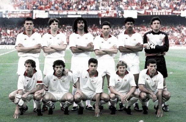 Barcellona 30 anni fa 🏆 👏👏