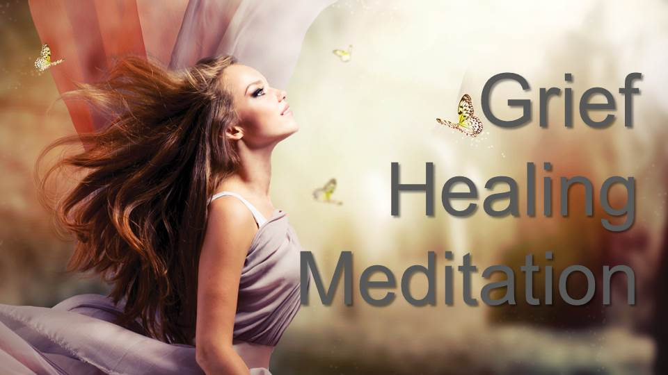 Grief Healing Meditation free 5-min guided relief w/beautiful music  #griefrecovery #video https://youtu.be/9GNUk1R8kNU