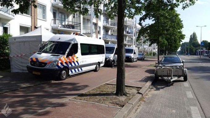 Sporenonderzoek Erasmusweg na overlijden hoog bejaarde https://t.co/reHTQctYv4 https://t.co/WVJyOYyd7m