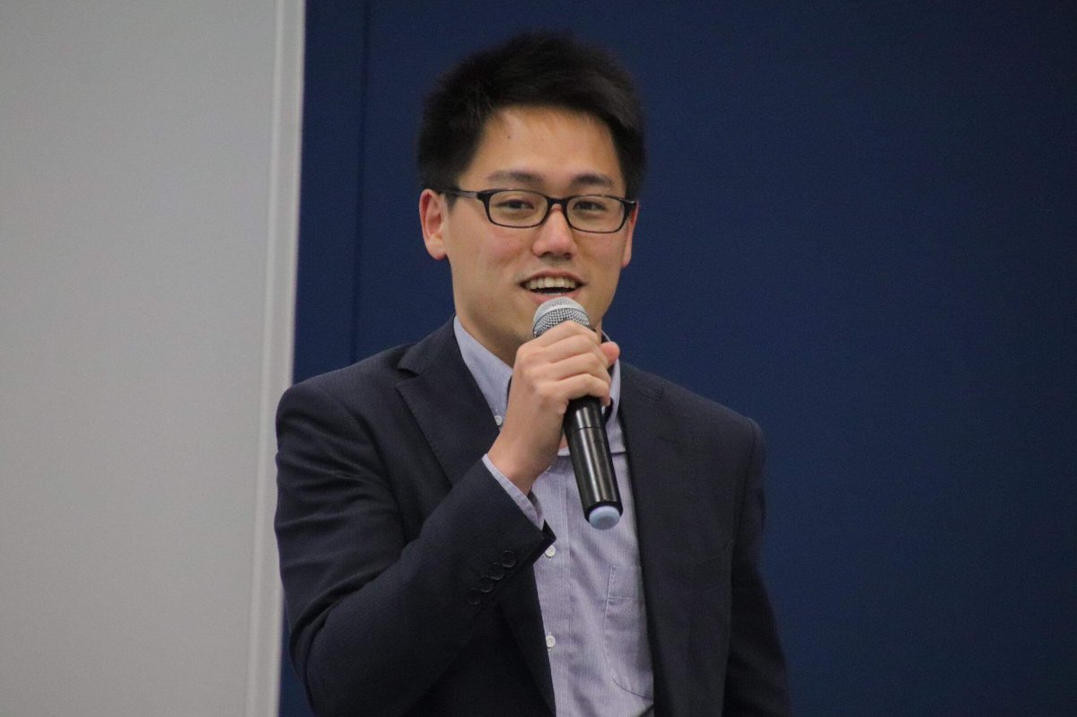 #PropTech JAPAN Meetup #ConTech 会場スポンサー平和不動産株式会社 荒大樹様よりご挨拶と平和不動産のスタートアップ支援のご紹介です。#proptech #不動産テック #建設テック #contech