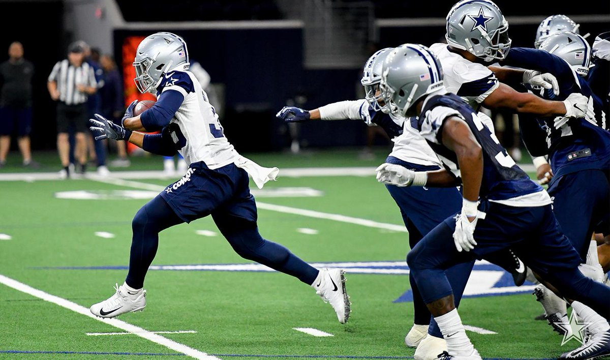 Mailbag: Rookie Standouts; Sorting Out O-Line?  Answer → http://bit.ly/2JCRBC2