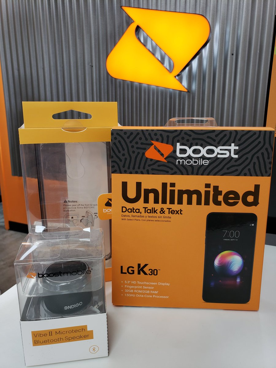 boost mobile hands free activation code