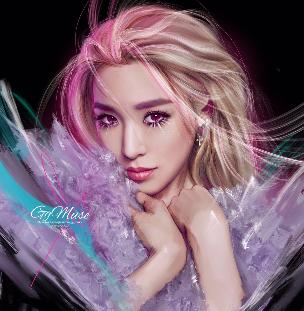 """Be Gorgeous"" But we stay girls...#tiffany #티파니 #ティファニー #黃美英 #tiffanyyoung @tiffanyyoung #OhGG #소녀시대 #少女時代 #GG #SNSD #girlsgeneration #cool #arthttps://www.instagram.com/gg_muse/"