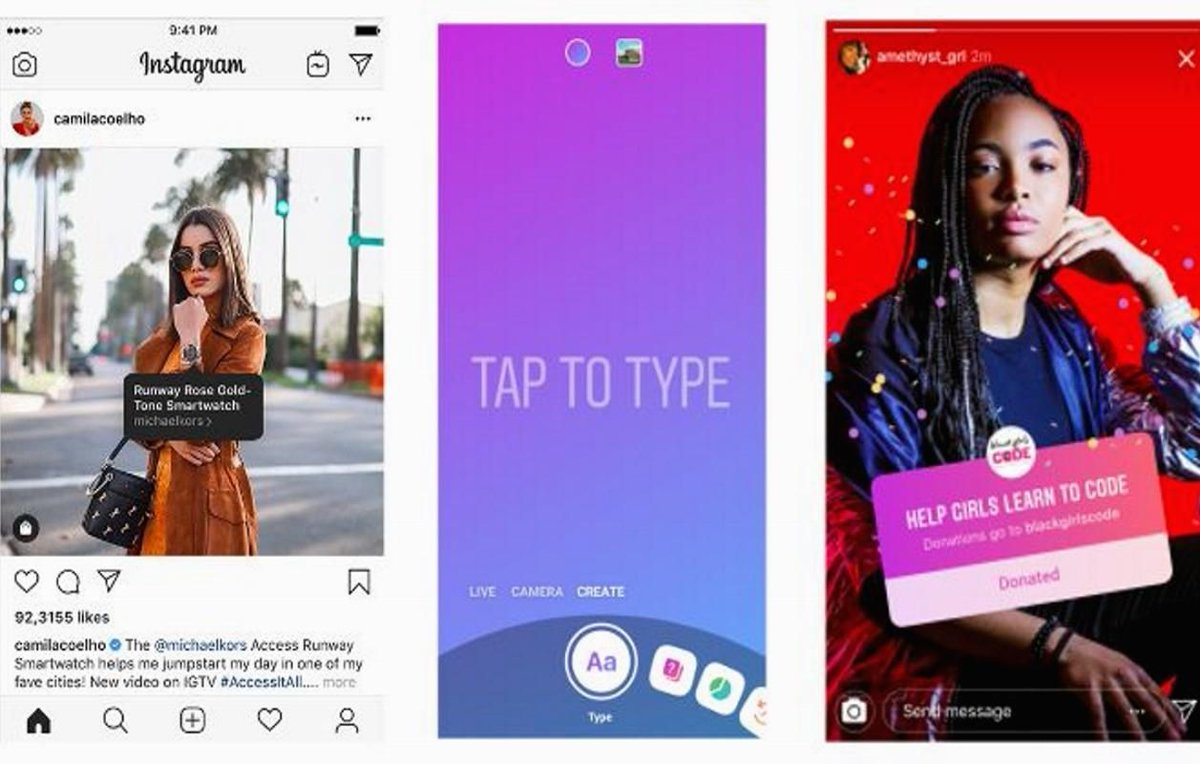 Nova câmera do Stories incomoda usuários por esconder parte da foto -> https://buff.ly/2X3MH3Z