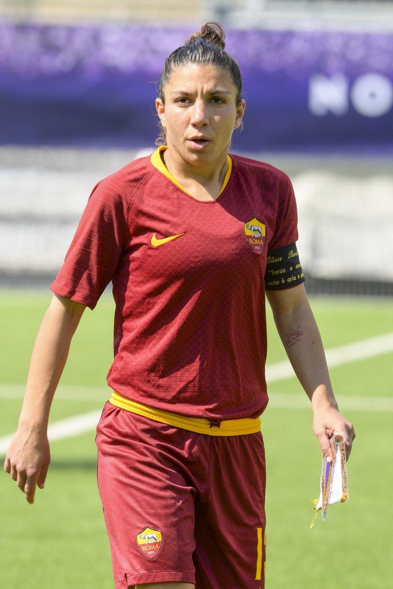 🐺 THEY ARE IN! 🐺  Elisa Bartoli, Rosalia Pipitone and Annamaria Serturini have all been named in Italy's squad for the Women's World Cup! 👏🇮🇹🔜   In bocca al lupo! #ASRomaWomen