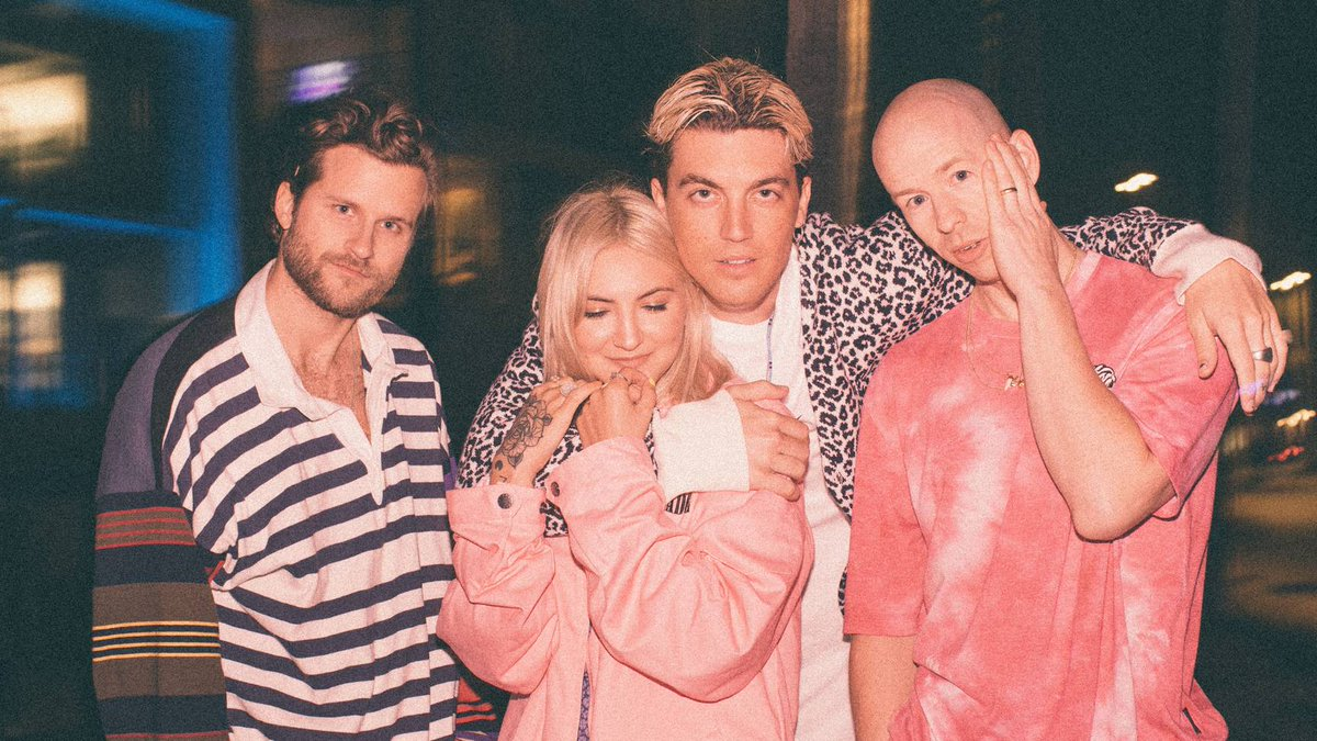 .@thisisLANY and @juliamichaels rollerblade their heartache away in their video for #Okay: https://on.mtv.com/2M6FZcl