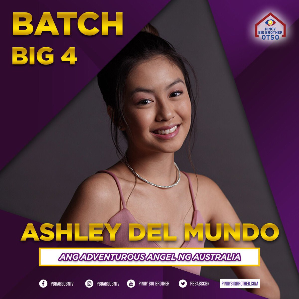 Pinoy Big Brother's photo on #PBB8Batch3BigFour