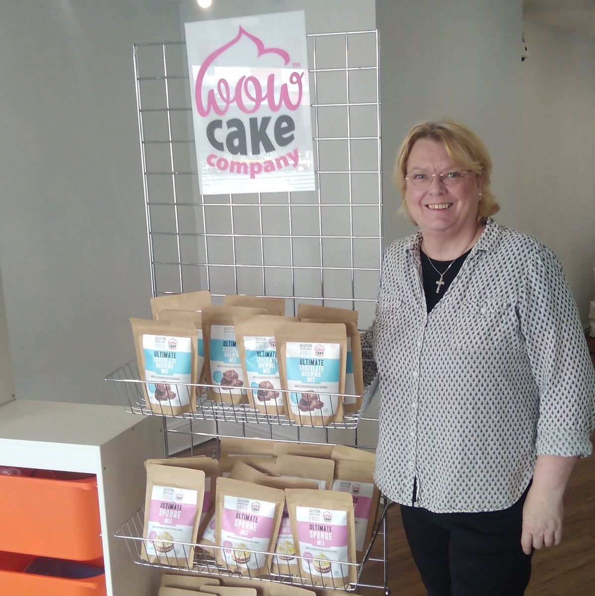 Looking forward to working with @WOWCakeCompany