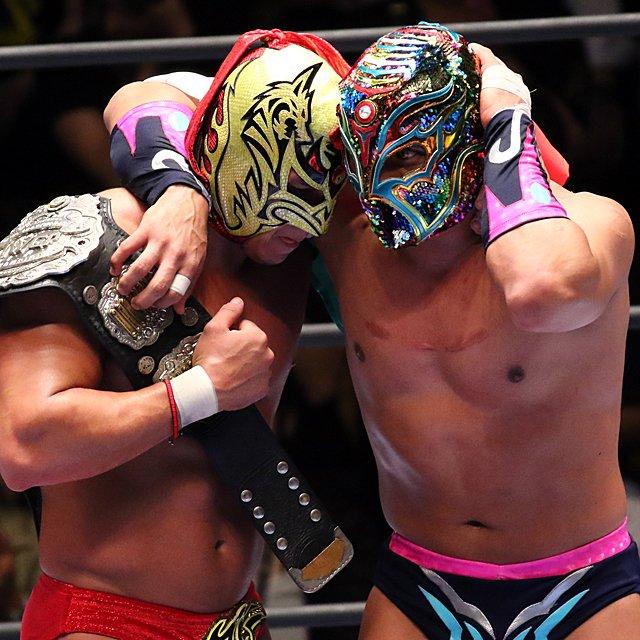 "NJPW: ""Best of the Super Jr. 26"" Día 9 Choque entre mexicanos 7"