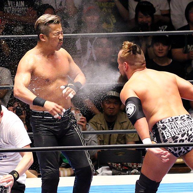 "NJPW: ""Best of the Super Jr. 26"" Día 9 Choque entre mexicanos 4"
