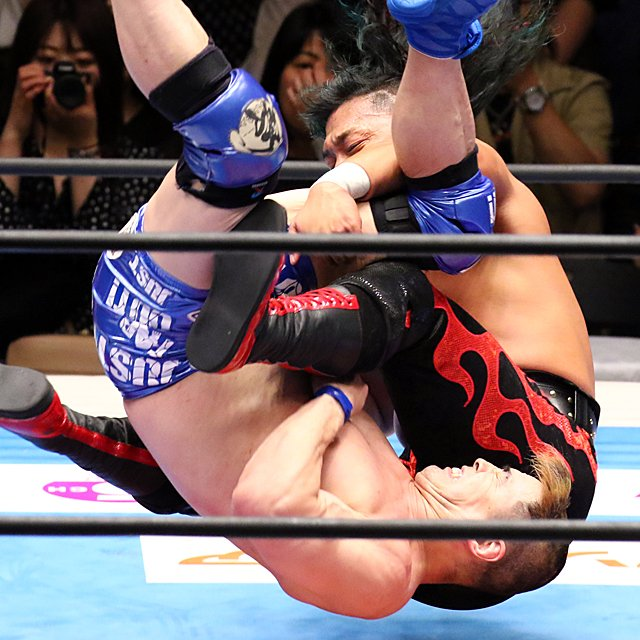 "NJPW: ""Best of the Super Jr. 26"" Día 9 Choque entre mexicanos 5"