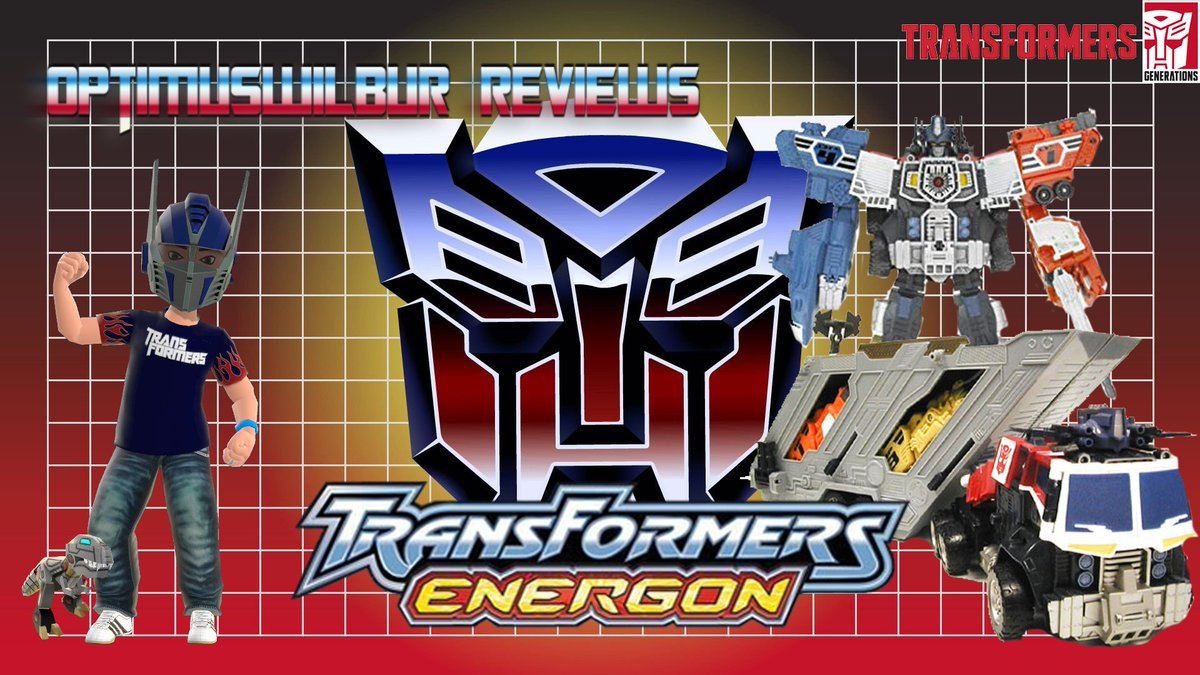 It's a blast from the not too distant past as I look back on #transformers Energon Optimus Prime, such a cool figure back in the day but does he still hold up? https://www.youtube.com/watch?v=_qZE1w1X-gU… As always thank you for the continuous support and enjoy the video #youtube