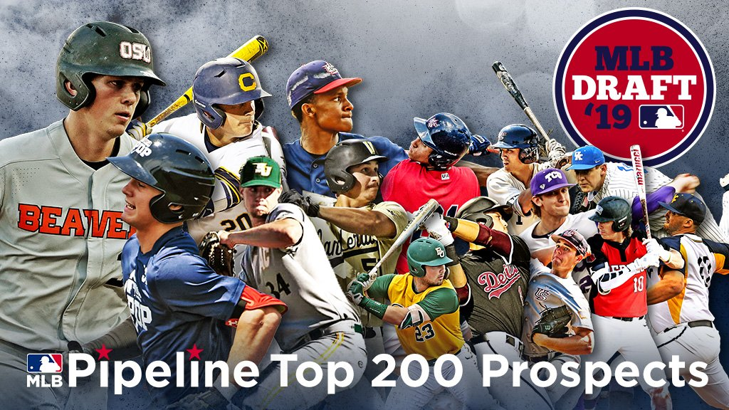4c89e1508 Who will your team take in the first few rounds of the  MLBDraft  They re  all here -- our brand-new Top 200  MLBDraft Prospects list  ...