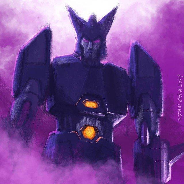 Reposting: @artiststan  -  Diving into #transformersthemovie1986 with #Cyclonus !#robotsindisguise #Transformers #generation1 #80snostalgia #retro80s #retrotoys #transformerssiege #robot #mech #instaartist #instadaily #illustration #art #fanart #decepticons #cybertron
