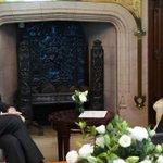 Mauricio Macri recibió al presidente de Microsoft Corporation, Brad Smith https://t.co/Uebi4usqeE