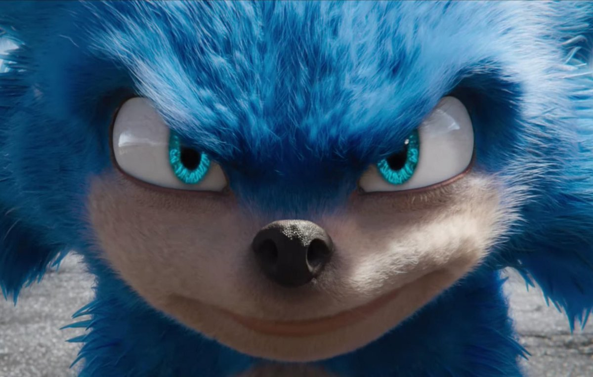 'Sonic: O Filme' foi adiado para 2020 -> https://buff.ly/2X3AU5D