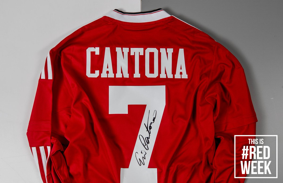 👑 Many happy returns to an Icons favourite and a good friend of ours, Eric Cantona! The collar, the kung-fu kick, the seagull press conference, *that lob* over Lionel Perez... what is your favourite Cantona moment? ➡️icons.com/players/legend…