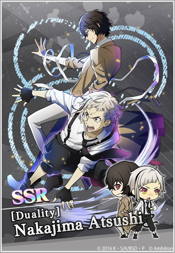Bungo Stray Dogs: Tales of the Lost on Twitter: