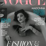 Image for the Tweet beginning: Madonna: 'Now I'm fighting ageism,