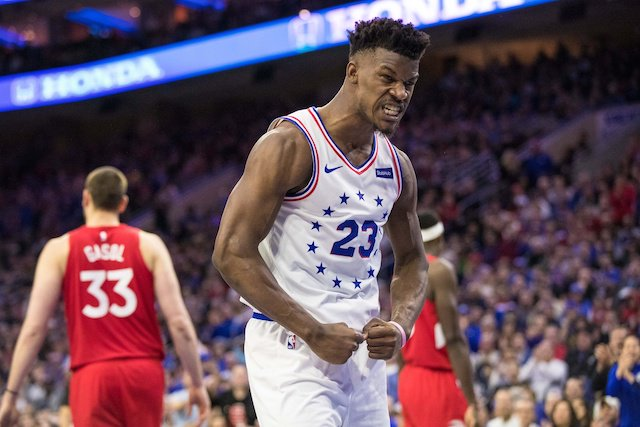 Jimmy Butler reportedly would sign with Lakers 'in a second' if offered max deal.  https://www. lakersnation.com/nba-free-agenc y-rumors-jimmy-butler-would-sign-with-lakers-in-a-second-if-offered-max-deal/2019/05/24/ &nbsp; … <br>http://pic.twitter.com/9WEc1CWkQl