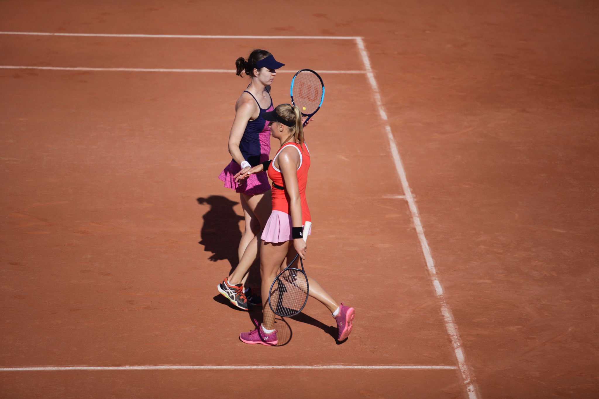 Страсбург. Ястремская останавливается в полуфинале в парном разряде