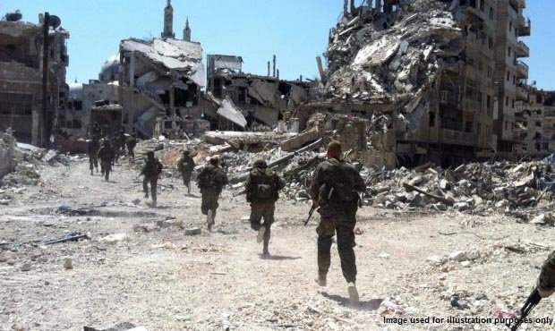 MFA spox #Zakharova on #Idlib: Aggressive activities of Hayat Tahrir al-Sham lead to multiple confirmed casualties among civilians. Any talk of peaceful coexistence with terrorists is out of the question, but operations against them will be limited in scope and forces involved<br>http://pic.twitter.com/Qa9rv2dIpR