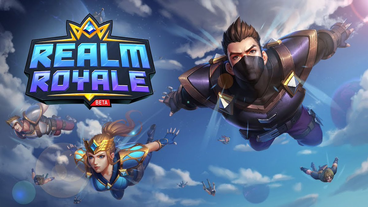 Realm Royale on Twitter: