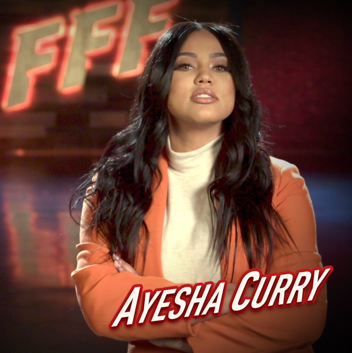 Cooking and passing down traditions with her family are major for host & judge @AyeshaCurry! #FamilyFoodFight