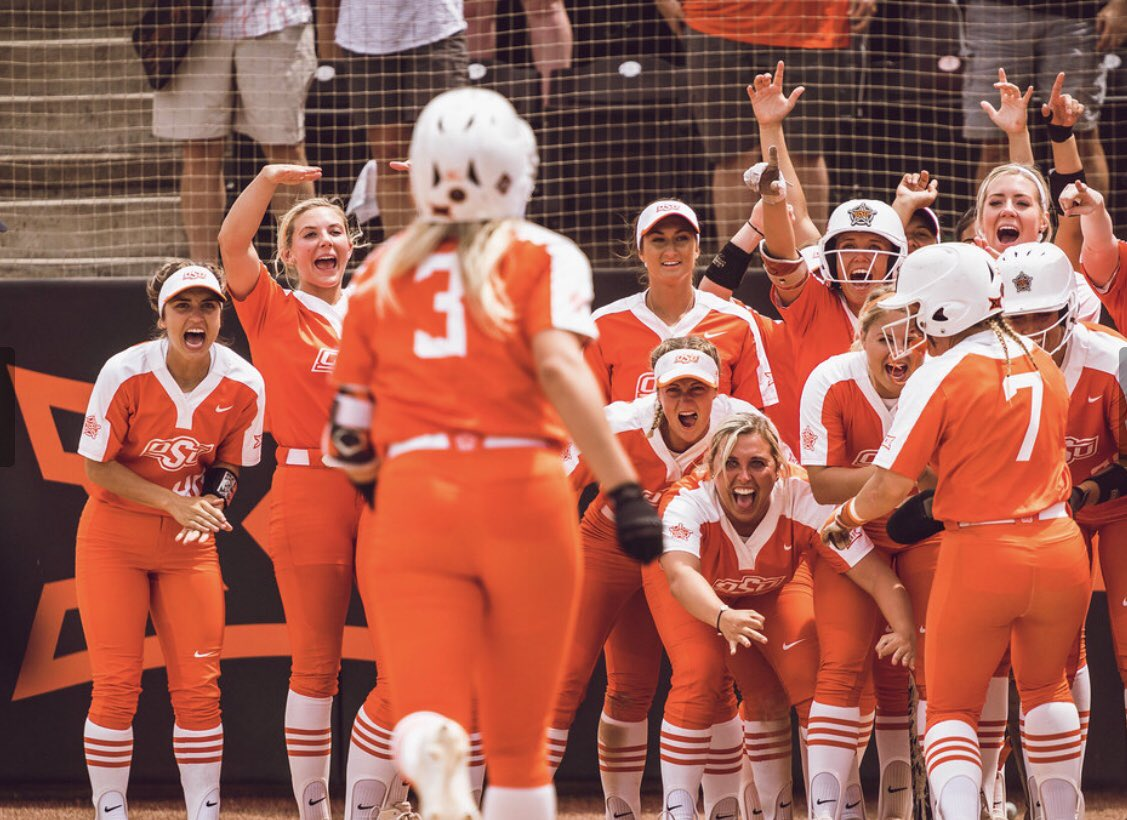 6 pm. Tallahassee. ESPN. #RoadToWCWS #FTG #DontStandTooClose<br>http://pic.twitter.com/NAegReV5eP