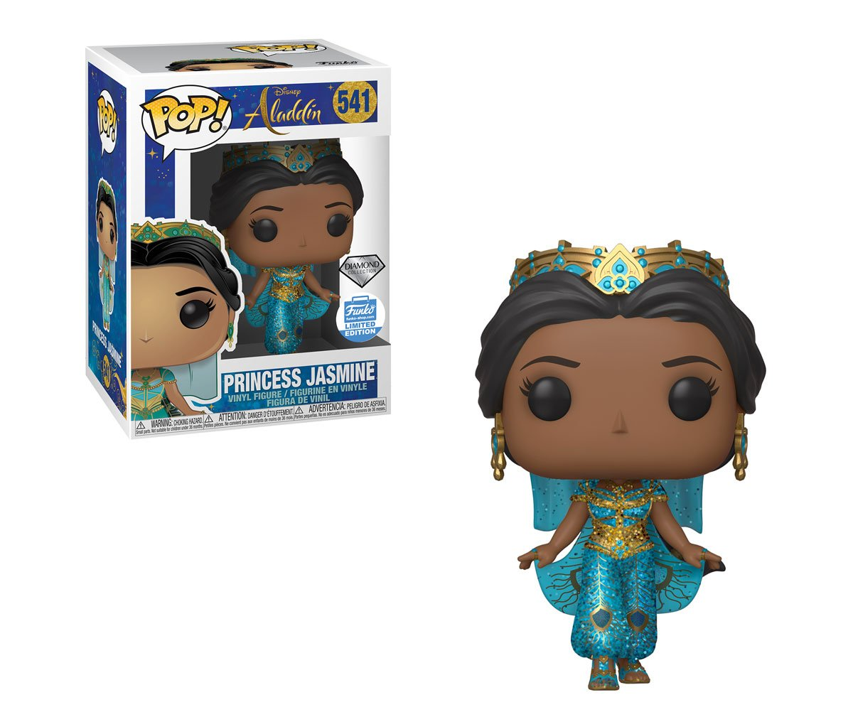 Funko's photo on #AladdinMovie