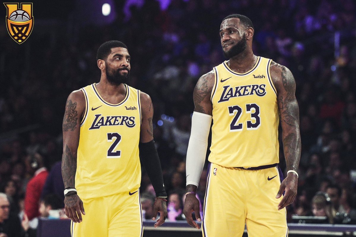 LeBron Is Reportedly Recruiting These 4 NBA Stars To The Lakers