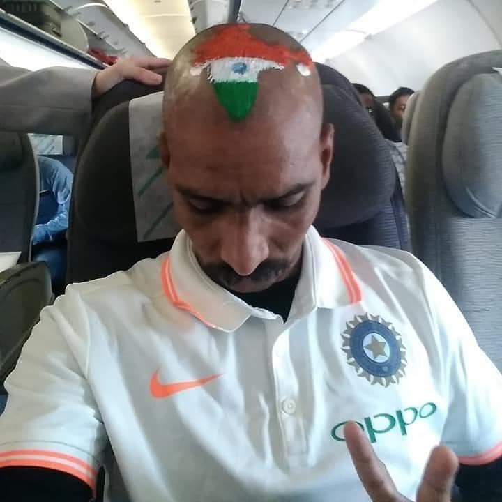 Sachin Tendulkar sponsored his all time fan